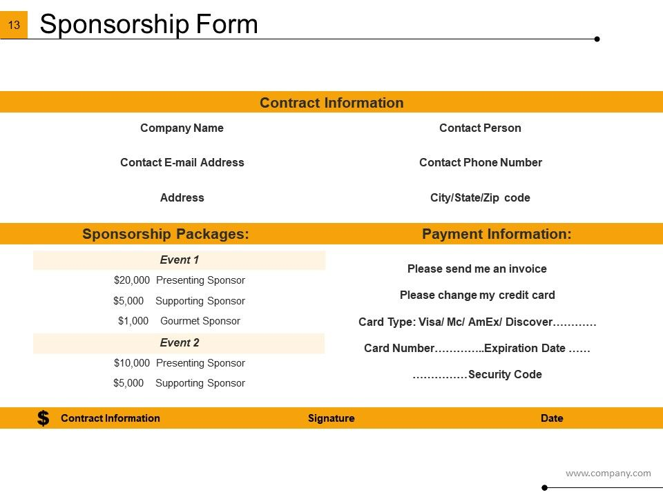 Proposal Template For Non Profit Organization from www.slideteam.net