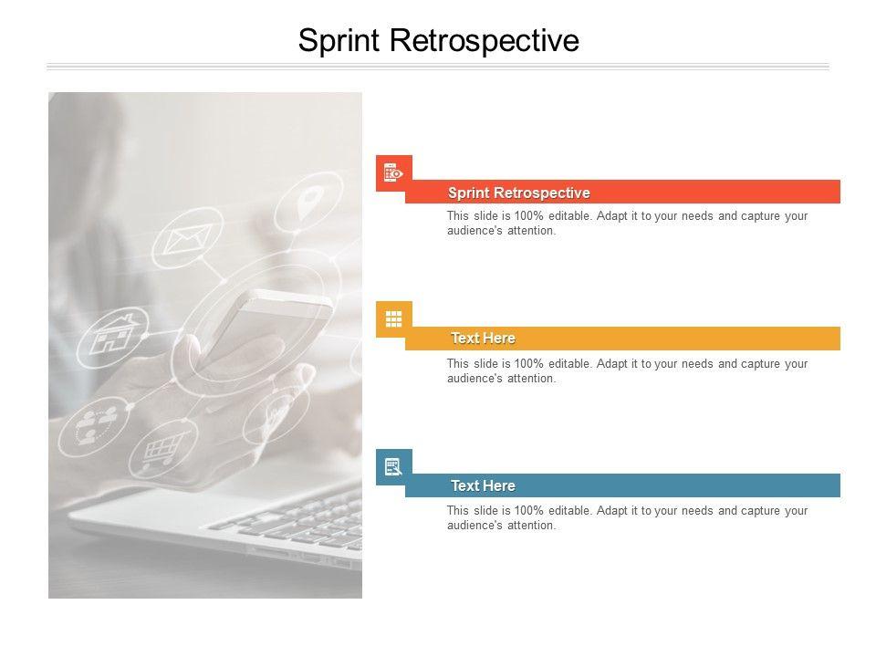 Sprint Retrospective Ppt Powerpoint Presentation Infographic Template Graphics Tutorials Cpb