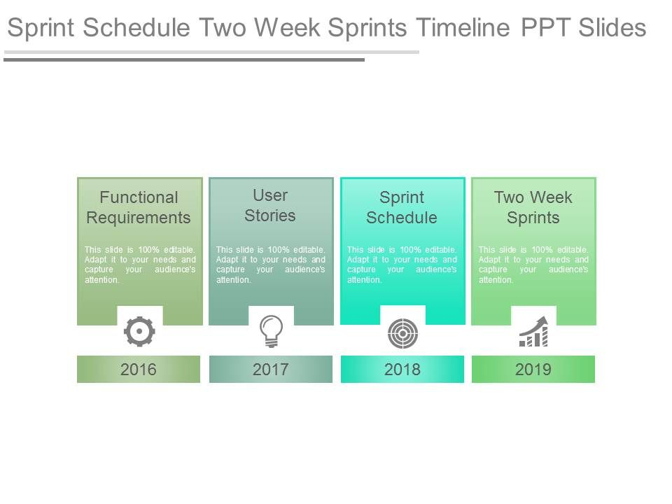 sprint_schedule_two_week_sprints_timeline_ppt_slides_Slide01