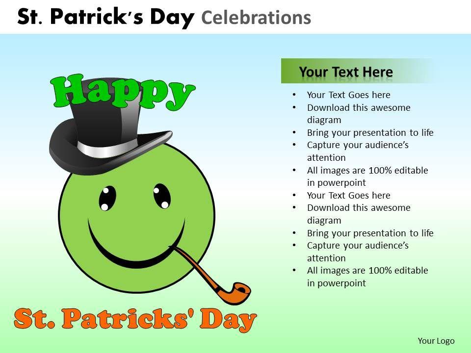 st_patricks_day_celebrations_powerpoint_slides_and_ppt_templates_db_Slide01