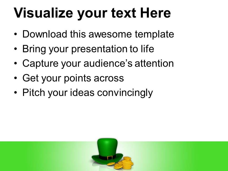 St Patrick's Day. The shamrock is a popular symbol that is seen on St ...