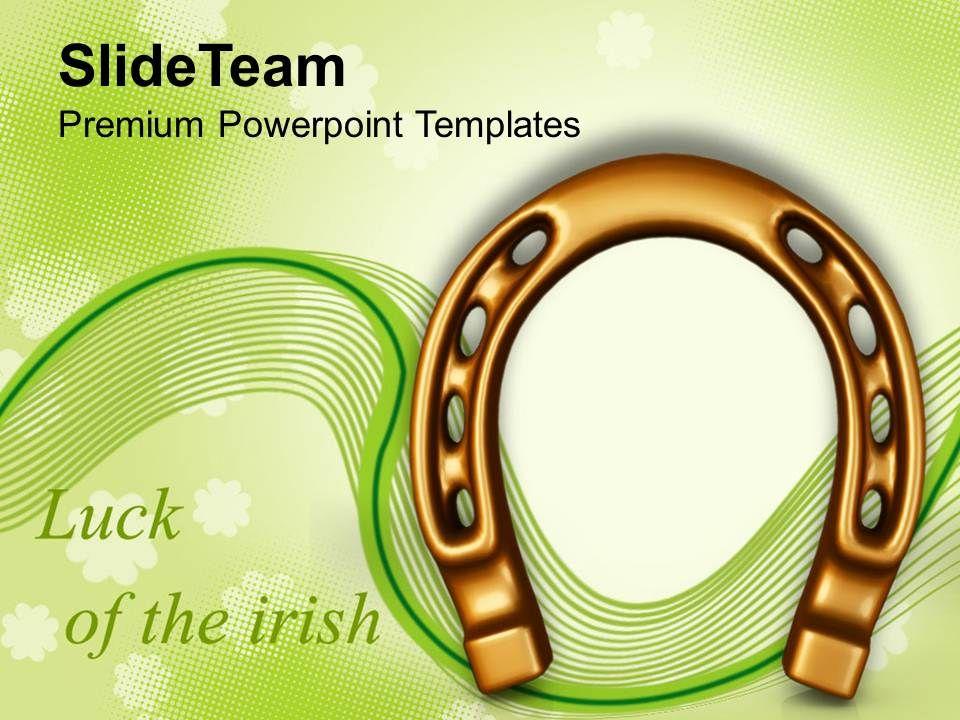 st_patricks_day_luck_of_the_irish_wealth_symbol_templates_ppt_backgrounds_for_slides_Slide01