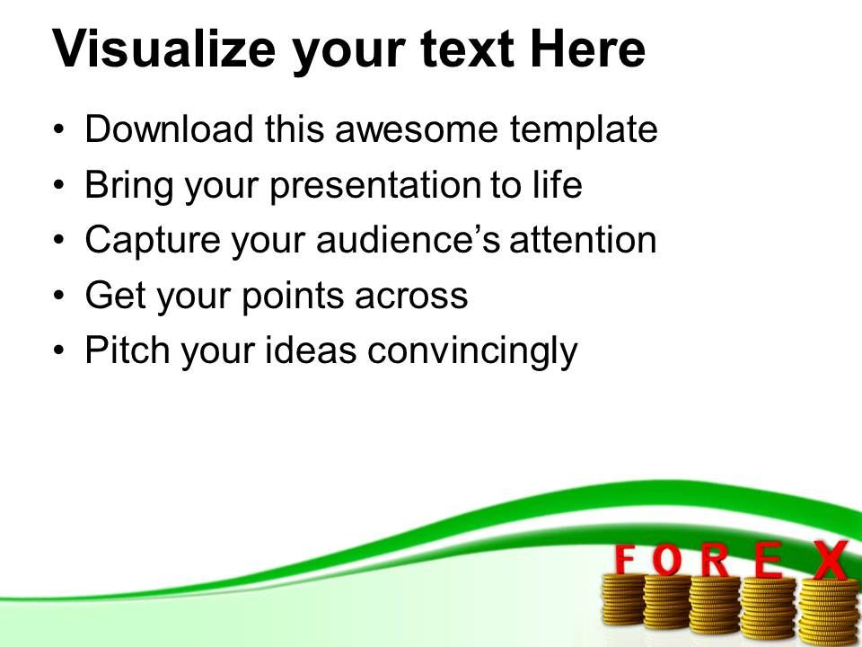 Forex powerpoint templates