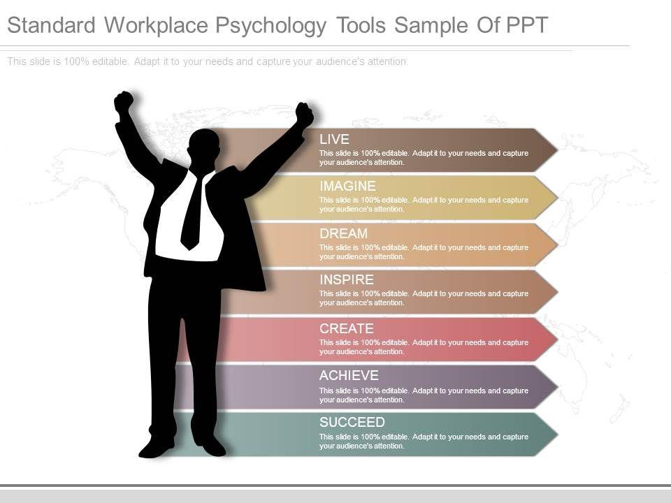 standard_workplace_psychology_tools_sample_of_ppt_Slide01