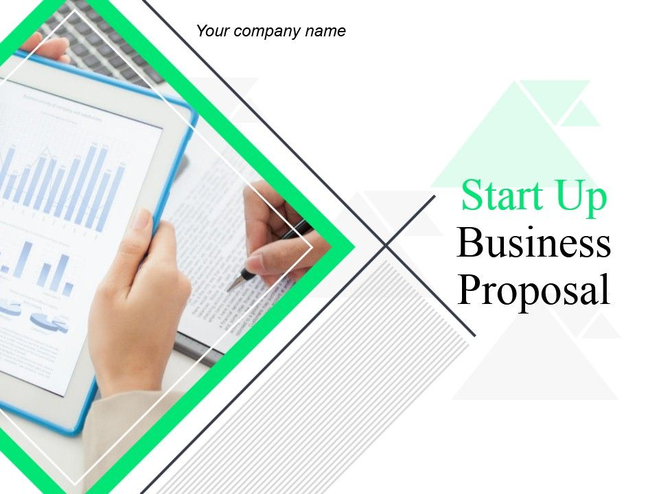 modern business plan powerpoint template free