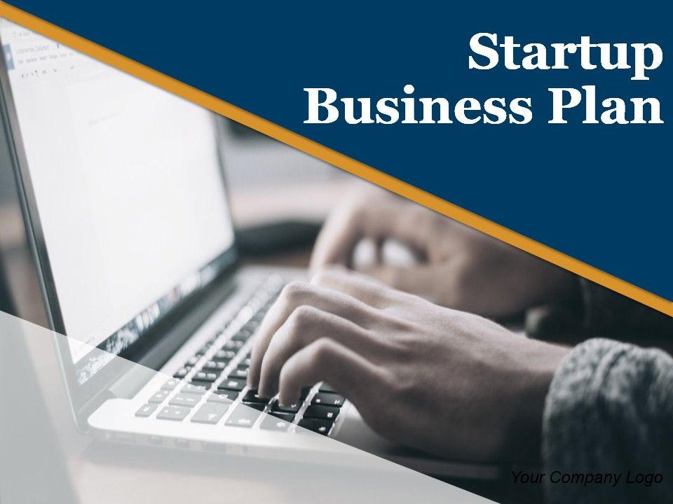 Startup Business Plan Powerpoint Presentation Slides PowerPoint - Software startup business plan template