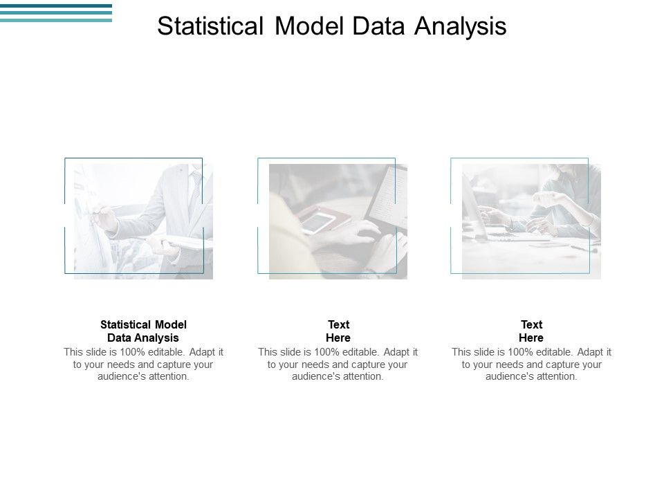 Statistical Model Data Analysis Ppt Powerpoint Presentation Portfolio Cpb