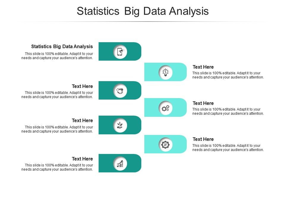 Statistics Big Data Analysis Ppt Powerpoint Presentation Infographic Template Examples Cpb
