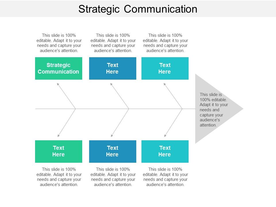 Strategic Communication Ppt Powerpoint Presentation Show