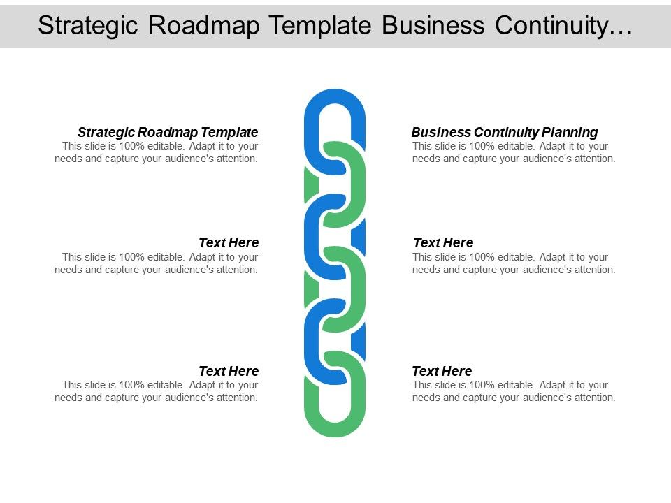 strategic_roadmap_template_business_continuity_planning_business_planning_checklist_Slide01