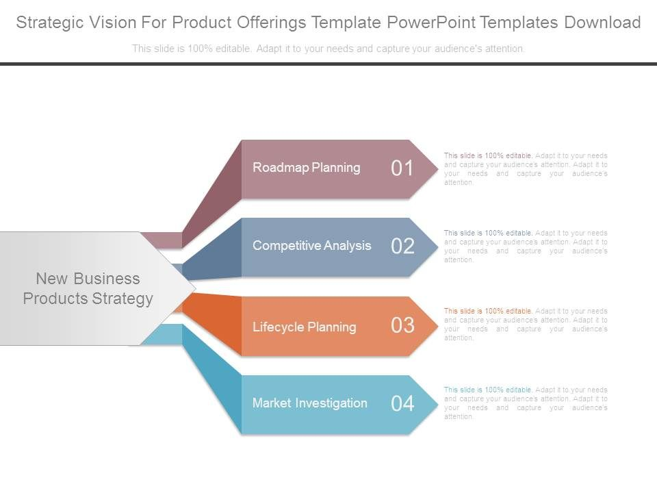 Strategic vision for product offerings template powerpoint templates strategicvisionforproductofferingstemplatepowerpointtemplatesdownloadslide01 toneelgroepblik Choice Image