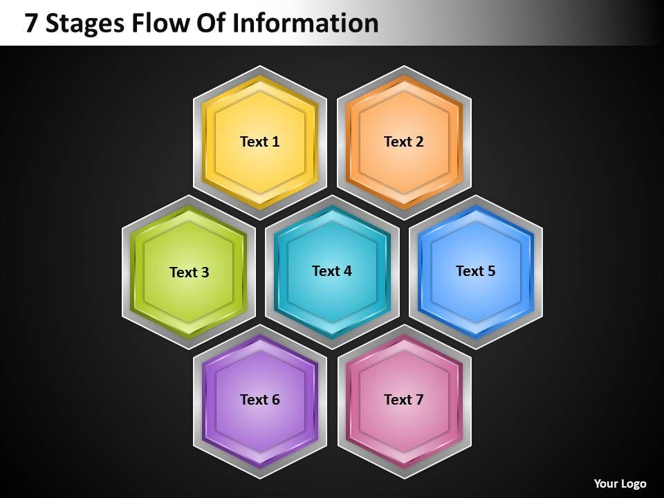 strategy_7_stages_flow_of_information_powerpoint_templates_ppt_backgrounds_for_slides_Slide01
