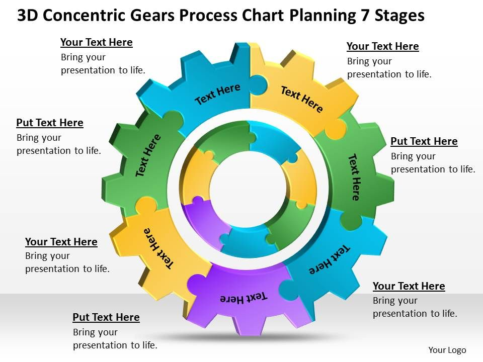 strategy_consultant_3d_concentric_gears_process_chart_planning_7_stages_powerpoint_templates_0527_Slide01