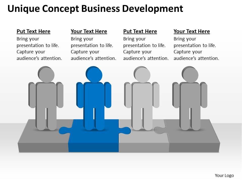effective business development strategies to get started business, Powerpoint templates