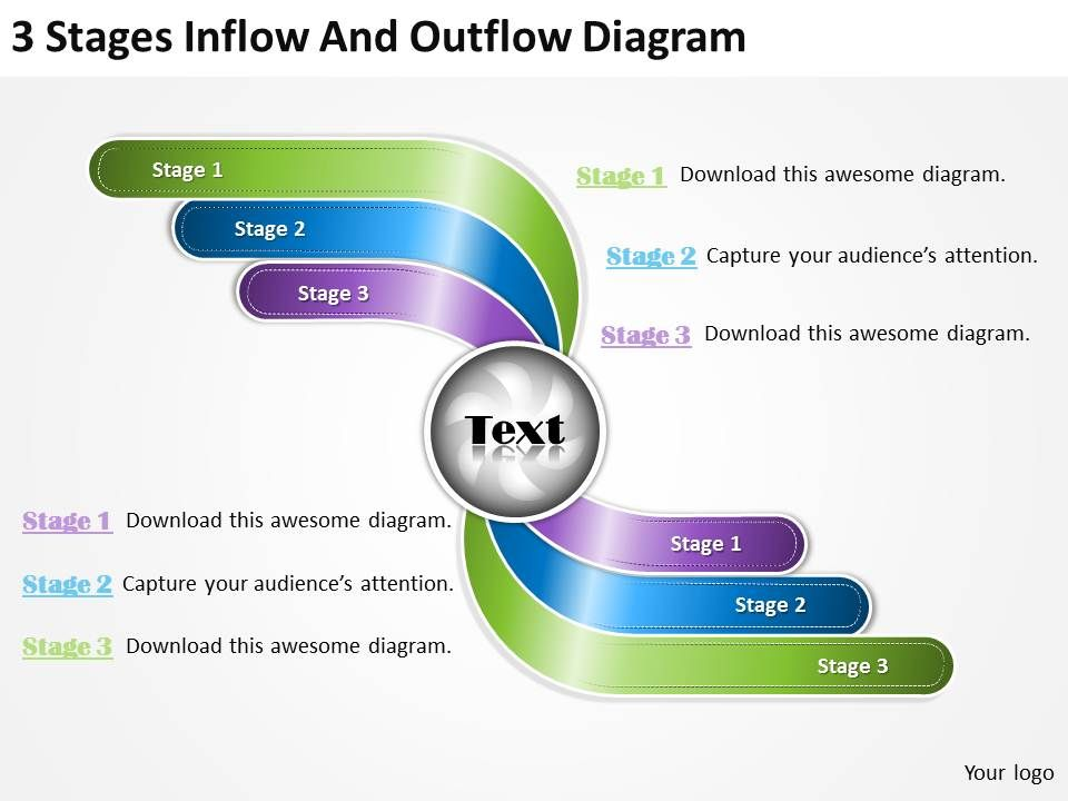 strategy_management_consultants_3_stages_inflow_and_outflow_diagram_ppt_templates_backgrounds_for_slides_Slide01