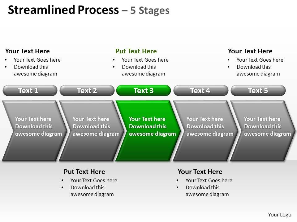 streamlined_process_5_stages_powerpoint_diagrams_presentation_slides_graphics_0912_Slide04
