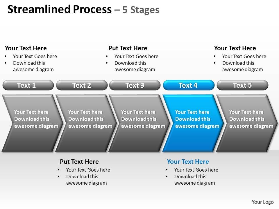 streamlined_process_5_stages_powerpoint_diagrams_presentation_slides_graphics_0912_Slide05