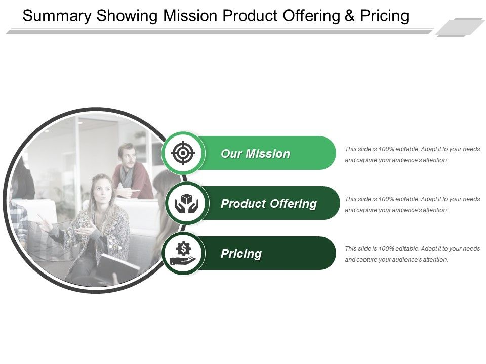 summary_showing_mission_product_offering_and_pricing_Slide01