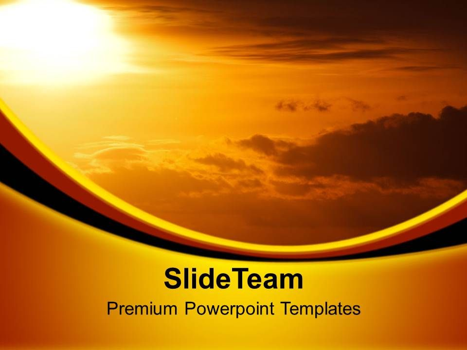 River powerpoint templates ppt slides images graphics and themes sunsetscenenaturepowerpointtemplatespptthemesandgraphics0313slide01 toneelgroepblik Gallery
