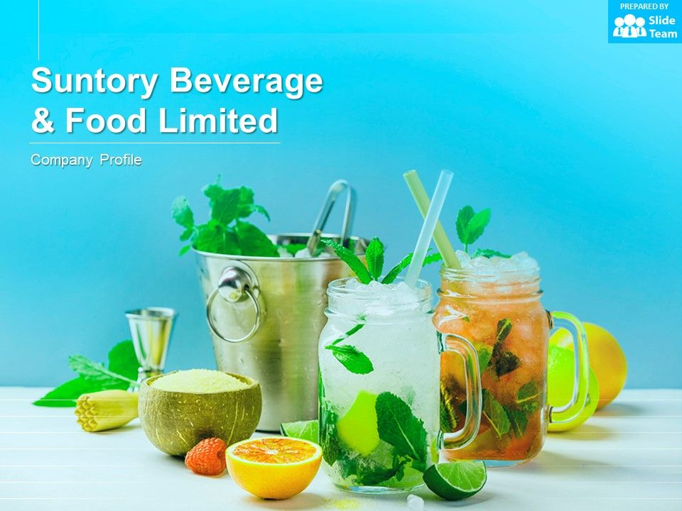Suntory Beverage And Food Limited Company Profile Overview Financials And Statistics From 2014-2018