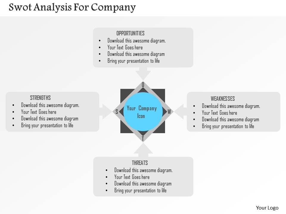 swot_analysis_for_company_flat_powerpoint_design_Slide01
