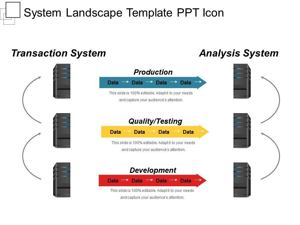 system_landscape_template_ppt_icon_Slide01