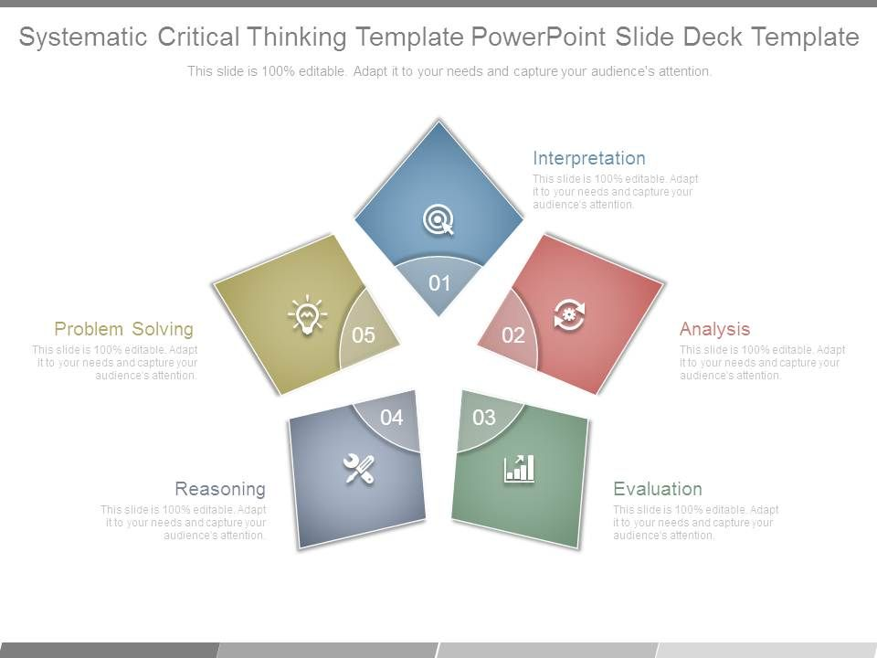 Critical thinking ppt download