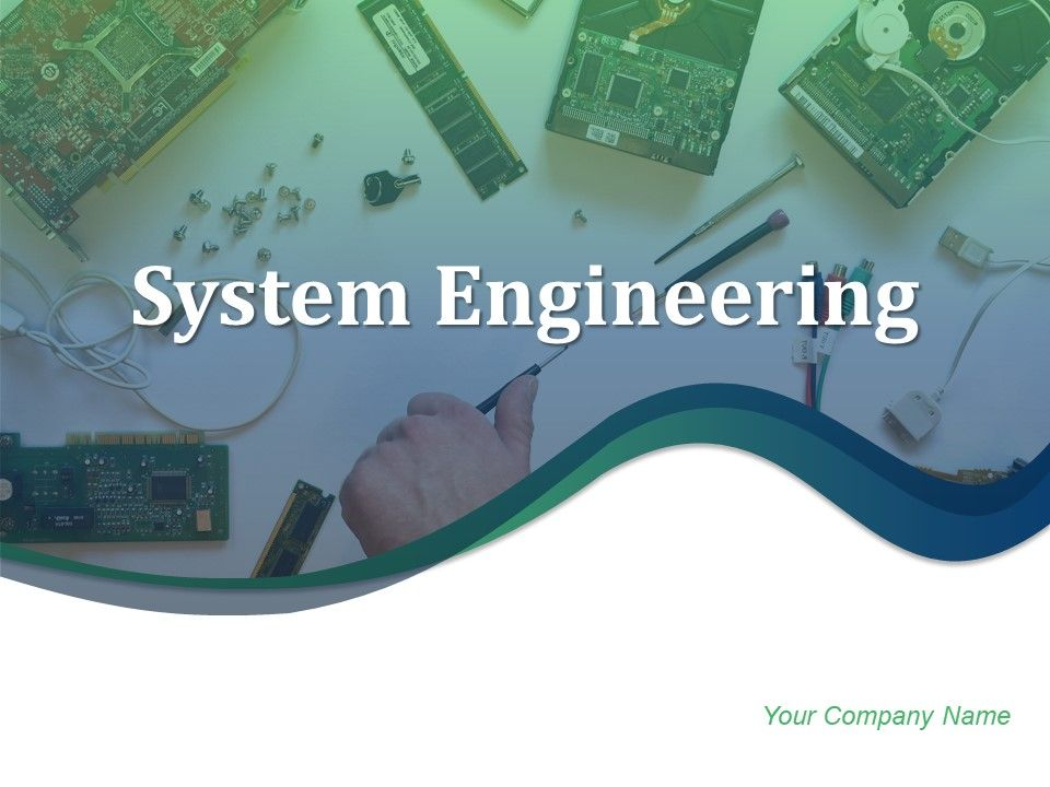 Systems Engineering Powerpoint Presentation Slides
