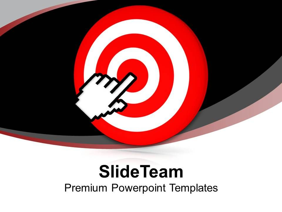 target_board_with_hand_pointing_success_powerpoint_templates_ppt_themes_and_graphics_0213_Slide01