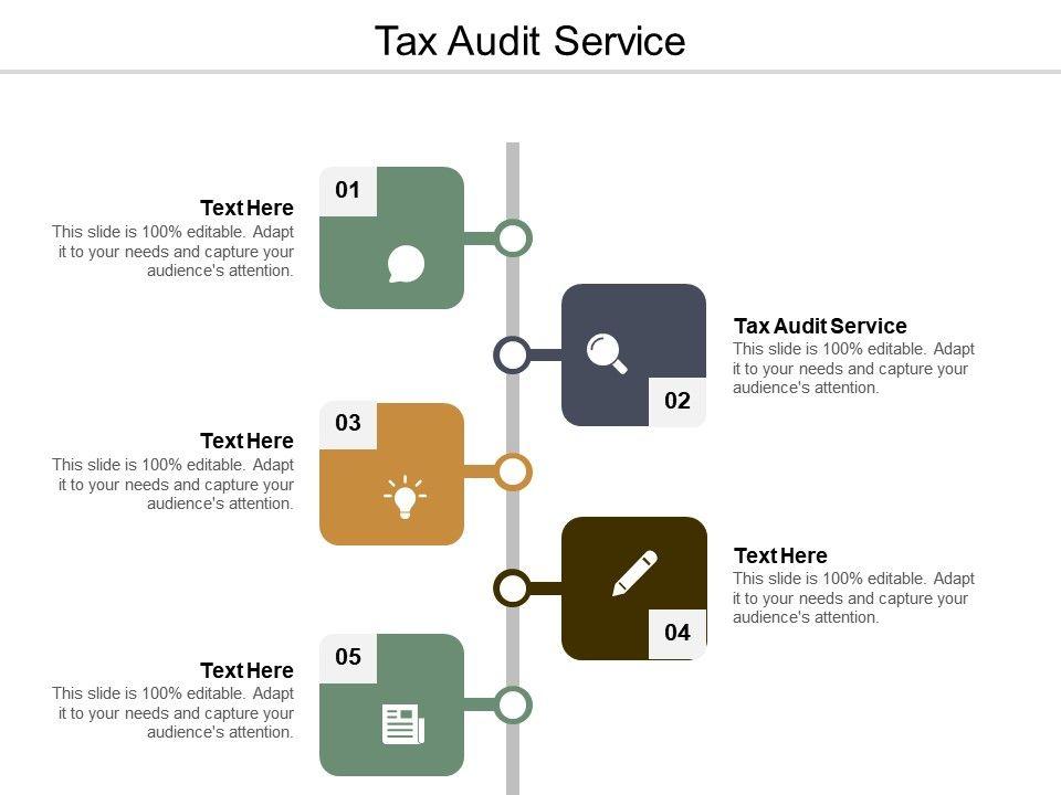 Tax Audit Service Ppt Powerpoint Presentation Ideas Format