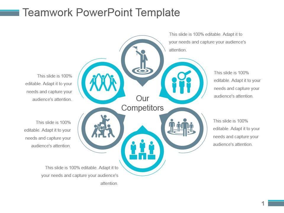 Teamwork Powerpoint Template | PowerPoint Templates Designs | PPT ...