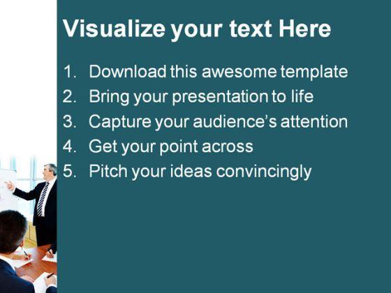 Teamwork Seminar Business PowerPoint Templates And PowerPoint ...