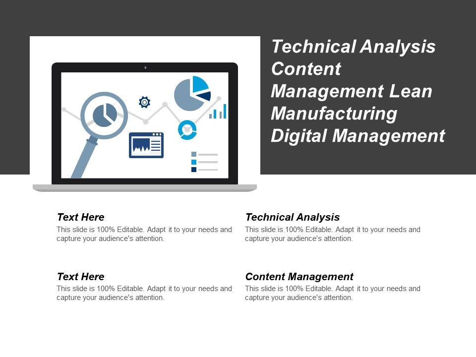 technical_analysis_content_management_lean_manufacturing_digital_management_cpb_Slide01