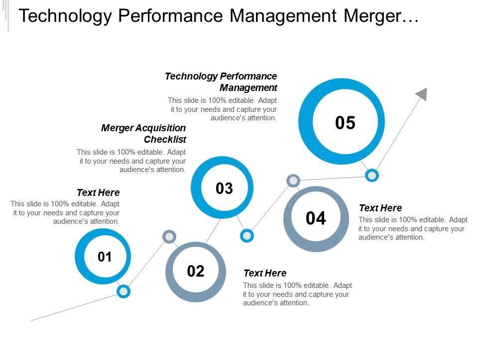 technology_performance_management_merger_acquisition_checklist_governance_framework_cpb_Slide01