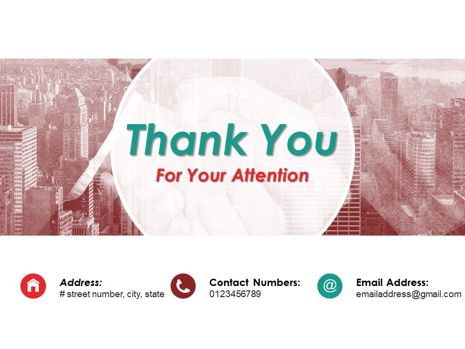 Thank You For Your Attention Ppt Slide Examples | PPT Images Gallery | PowerPoint  Slide Show | PowerPoint Presentation Templates