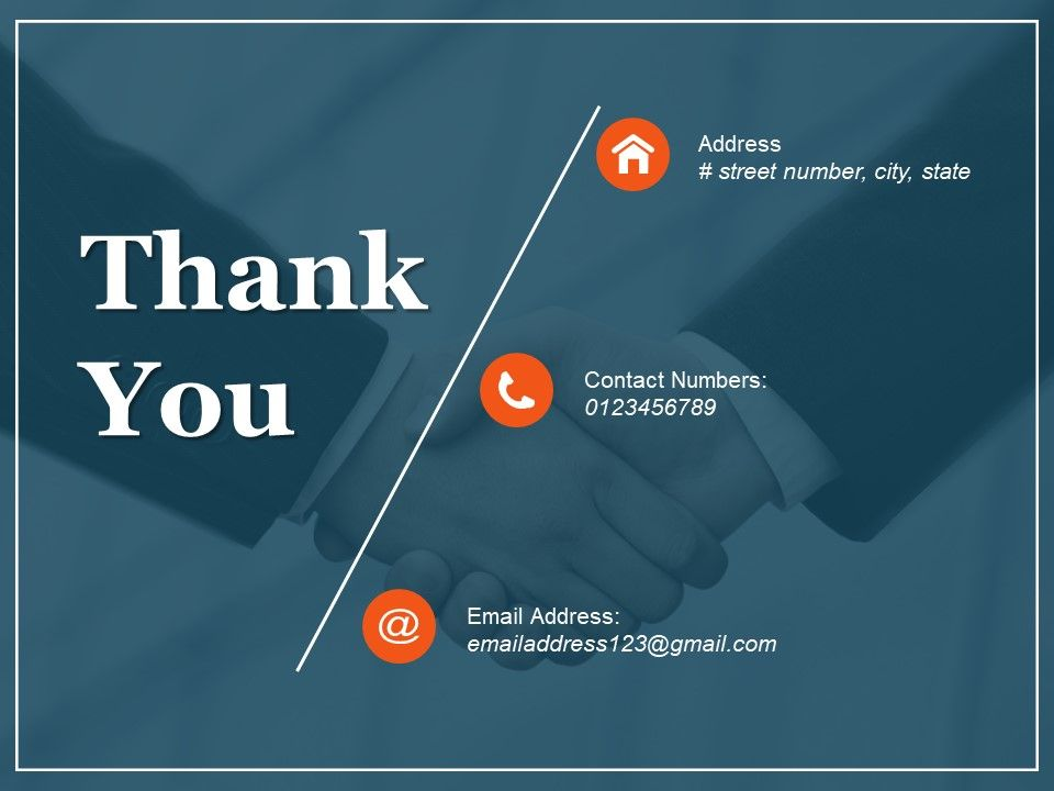Thank You Powerpoint Slide Designs Download | PowerPoint Presentation  Sample | Example Of PPT Presentation | Presentation Background