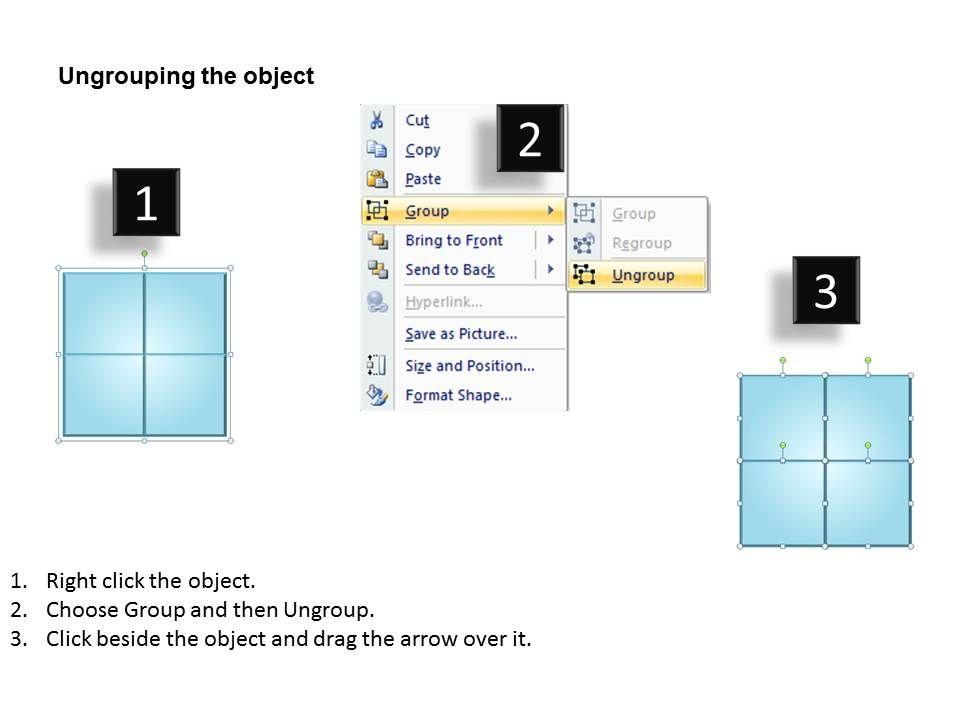 The Product Positioning Map Point Presentation Slide Template Slide03 Slide04