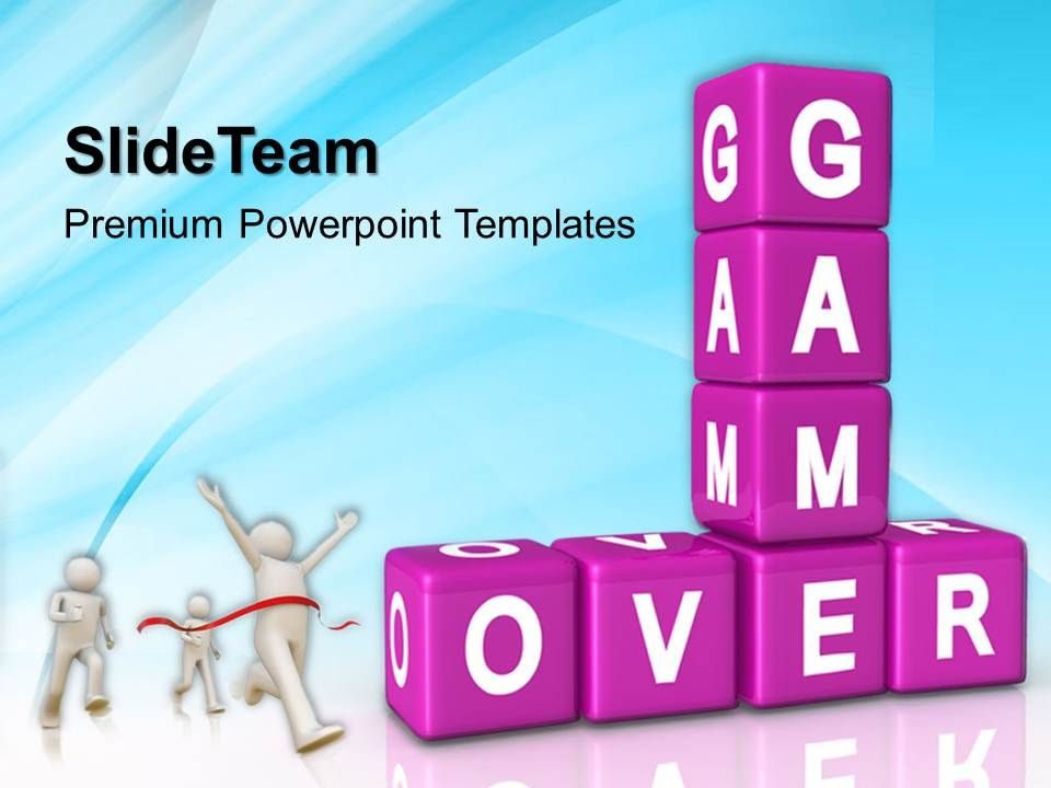the_strategy_game_powerpoint_templates_over_success_ppt_theme_Slide01