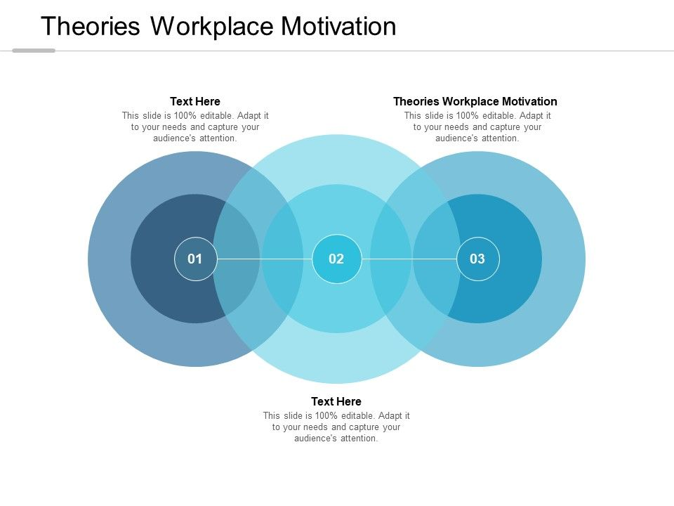 Theories Workplace Motivation Ppt Powerpoint Presentation Infographic Template Cpb