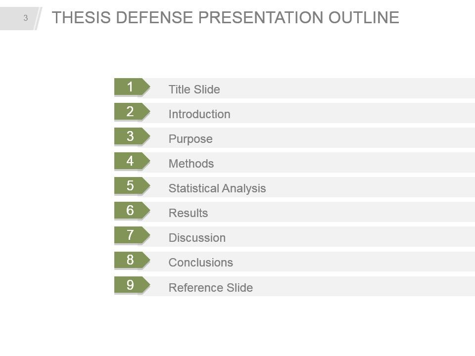 thesis defense powerpoint outline Your title—limit 15 words dissertation proposal defense your name argosy university-schaumburg name of your chair, chair name of your committee member, committee.