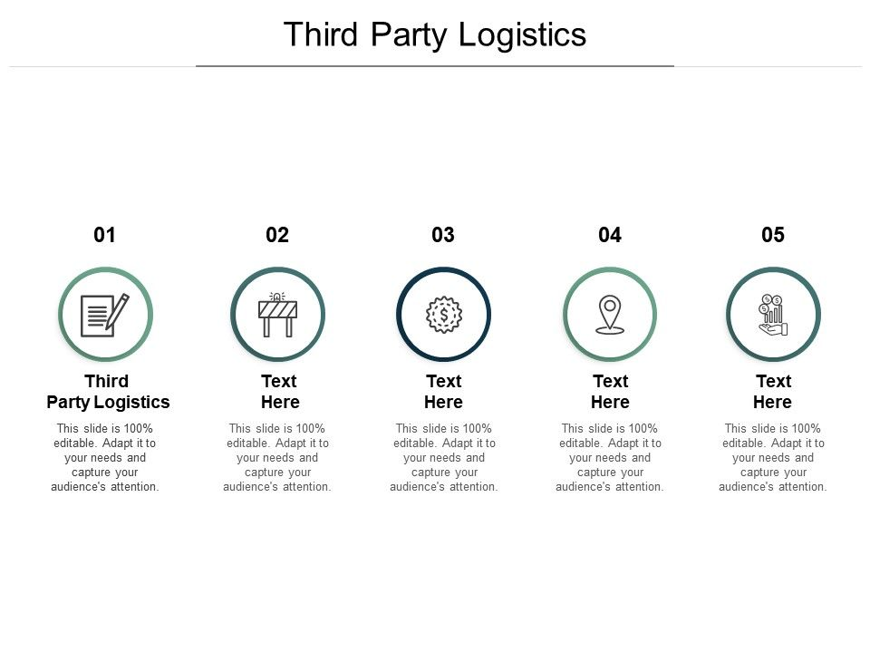 Third Party Logistics Ppt Powerpoint Presentation Portfolio Backgrounds Cpb