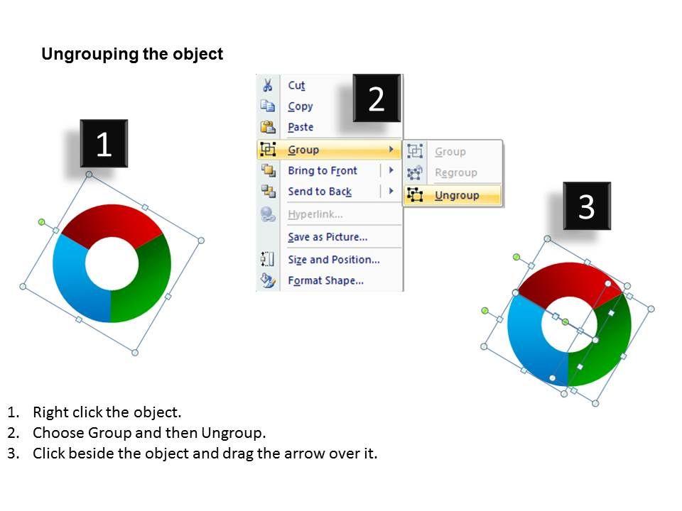 three dimensional program powerpoint templates graphics slides 0712 ...