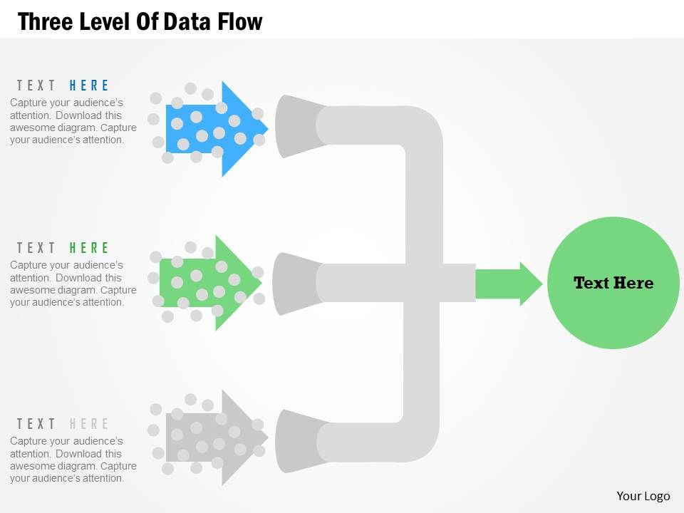 Three level of data flow flat powerpoint design powerpoint slides threelevelofdataflowflatpowerpointdesignslide01 threelevelofdataflowflatpowerpointdesignslide02 ccuart Images