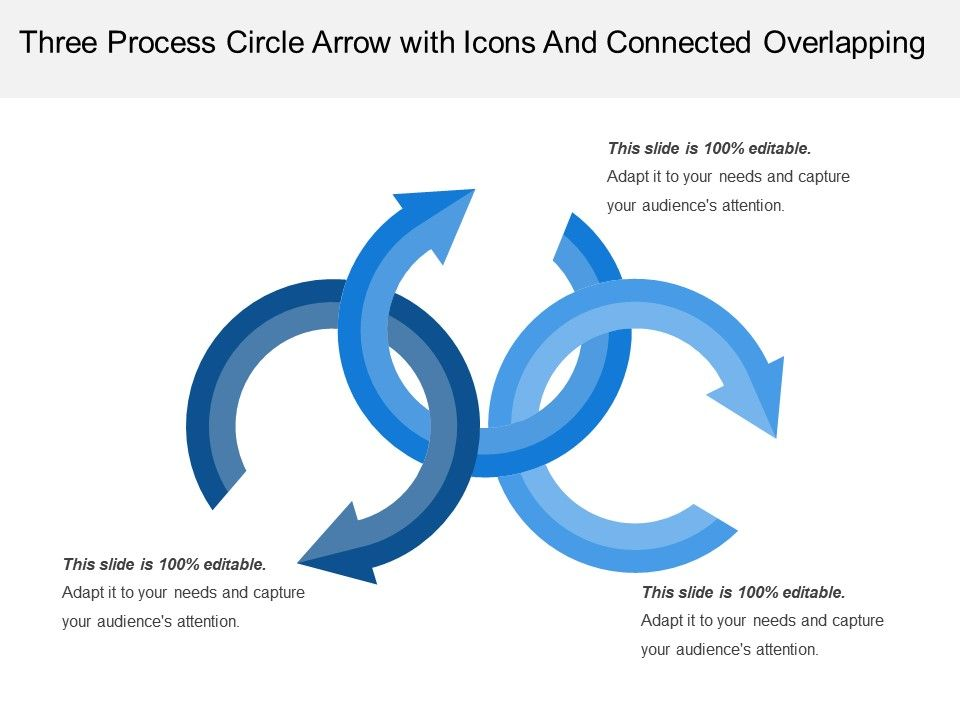 three_process_circle_arrow_with_icons_and_connected_overlapping_Slide01