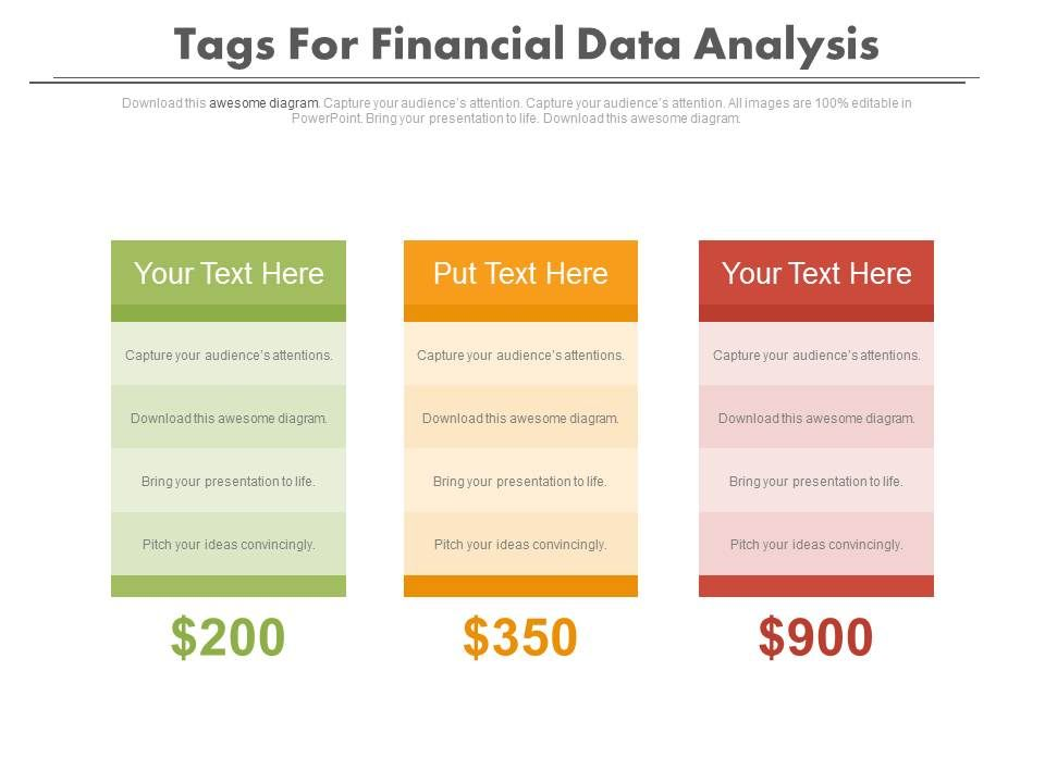 three_tags_for_financial_data_analysis_powerpoint_slides_Slide01