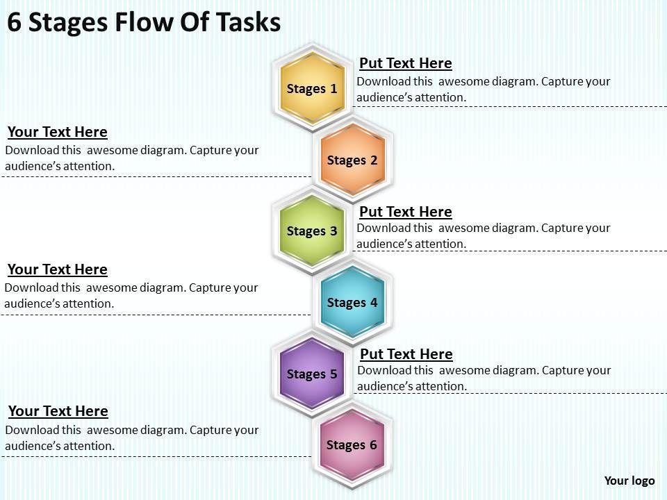 timeline_chart_6_stages_flow_of_tasks_powerpoint_templates_ppt_backgrounds_for_slides_Slide01