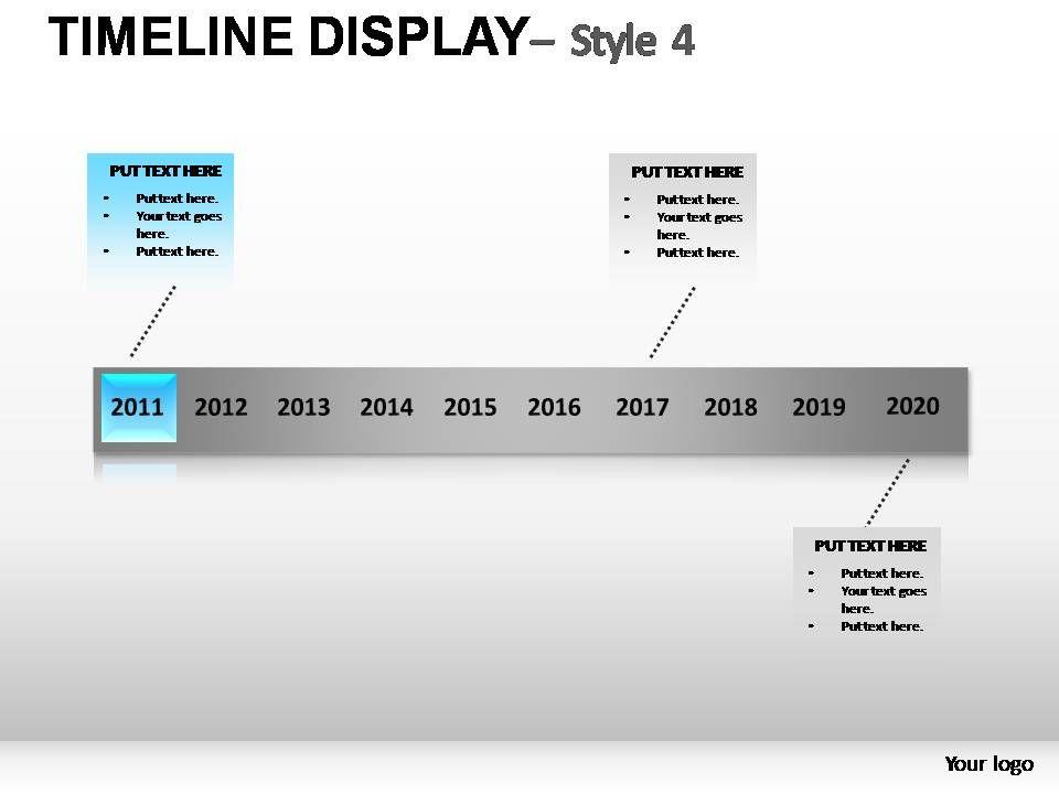 timeline_display_style_4_powerpoint_presentation_slides_Slide01