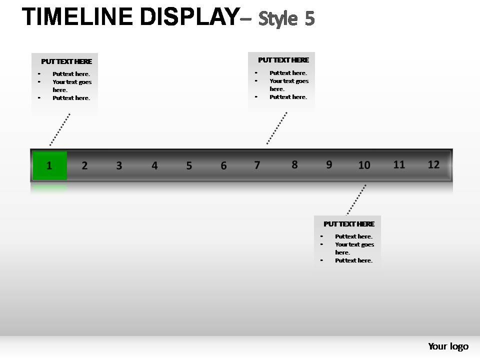timeline_display_style_5_powerpoint_presentation_slides_Slide01