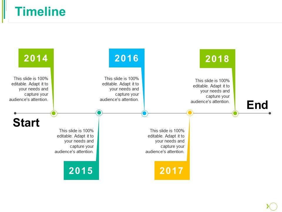 timeline ppt slides guide powerpoint slide clipart example of