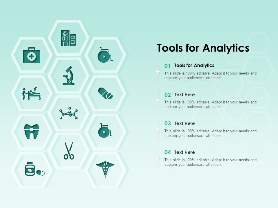 Tools For Analytics Ppt Powerpoint Presentation Professional Introduction